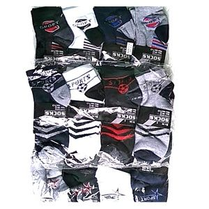 Other - 12 x 3 pr. of mens sport socks